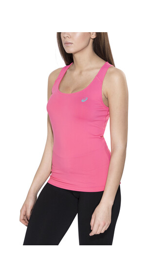asics Fitted Tank Women Camelion Rose